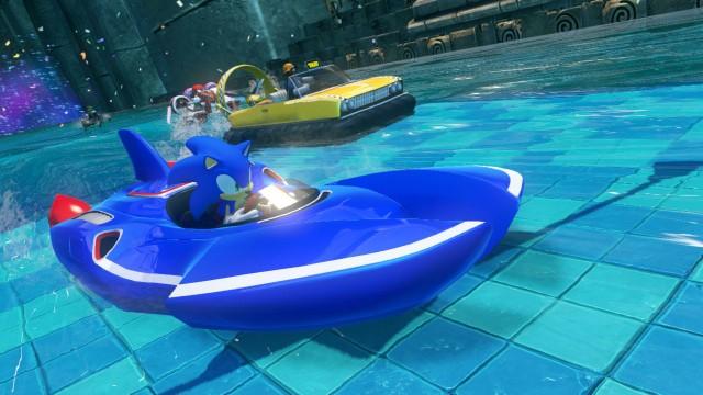 Sonic & All-Stars Racing TransformedSonic & All-Stars Racing Transformed: Postacie, które zobaczymy na ekranie budzą sentymenty i przypominają czasy, gdy jeszcze nikt nie słyszał o czymś takim jak Xbox 360