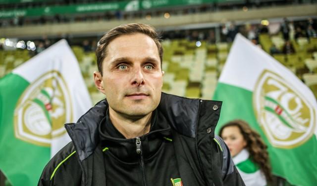Dawid Banaczek strzelił pierwszego gola dla Lechii w 2015 roku