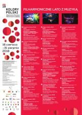 """Filharmoniczne lato z muzyką. Wędrowny Festiwal Filharmonii Łódzkiej """"Kolory Polski"""""""
