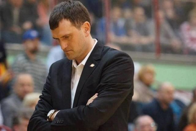 Mindaugas Budzinauskas, trener Polpharmy