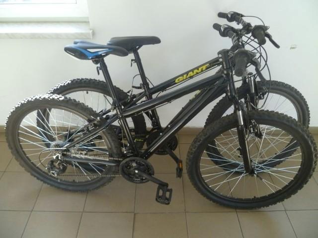 Zielonogórscy policjanci dość znaleźli osoby zamieszane w kradzież rowerów.