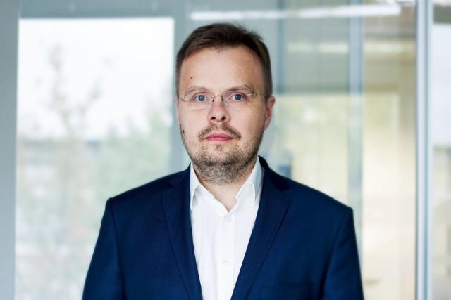 Michał Knitter, wiceprezes Carsmile