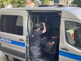 Kilogramy pomocy dla 6-letniego Mikołaja. W zbiórkę włączają się funkcjonariusze z Bydgoszczy i Strzelewa