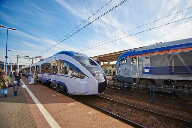 Pesa Dart, nowe pociągi PKP Intercity miały zacząć jeździć w grudniu. Na razie to niemożliwe, bo kolejowa spółka nie odebrała od producenta wszystkich zamówionych składów.