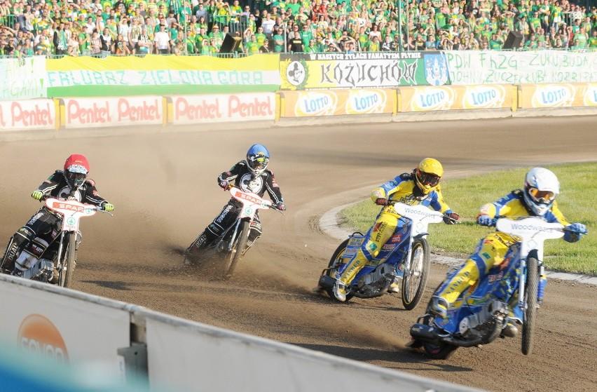 Terminarz Enea Ekstraligi 2015. Pierwsze derby Falubaz - Stal 24 maja w Zielonej Górze.
