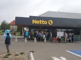 Otwarcie Netto numer 400 w Szczecinie! Zobacz, co przygotował nowy sklep przy ul. Duńskiej. ZDJĘCIA