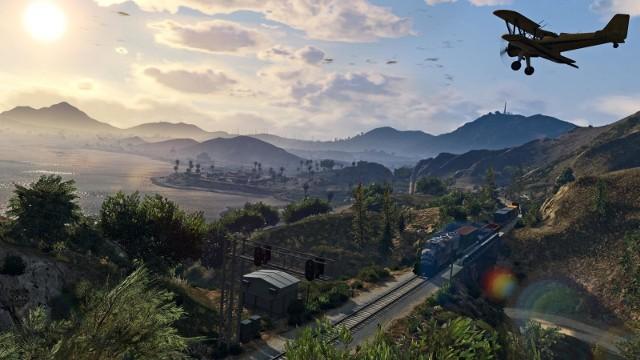 Grand Theft Auto VGrand Theft Auto V: Pierwszy zwiastun z wersji na PC