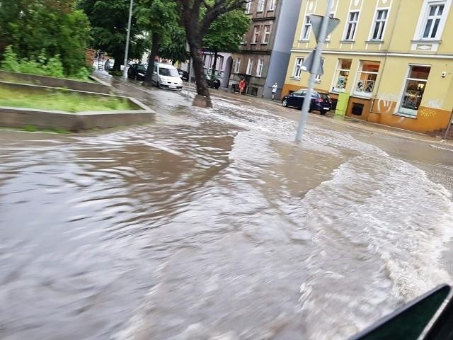 Praktycznie nie ma roku, gdy Gorzów nie zmaga się z ulewnymi deszczami.