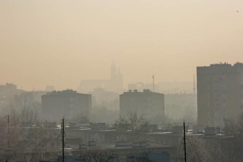 Skawina - 87 dni ze smogiem w roku 2016 [miejsce 19]...