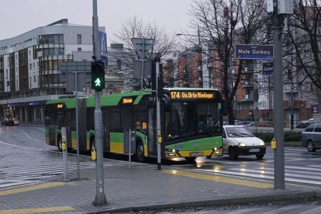 Zmiany w kursowaniu autobusów są wprowadzone na prośbę pasażerów.