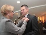 Wyjątkowy opłatek u kombatantów - pani minister przypięła ordery (zdjęcia)