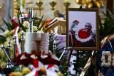 Ostatnia droga Ryszarda Szurkowskiego. Znakomitego kolarza żegnała w sobotę, 13 lutego 2021 roku rodzina i przyjaciele