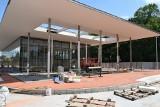 Centrum przesiadkowe w Żorach: Budowa na ukończeniu. Kiedy otwarcie?