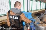 """Kujawsko-pomorskie. 2,5 miliona """"lewych"""" papierosów nie trafi na czarny rynek. Toruńscy celnicy skonfiskowali maszyny do ich produkcji"""
