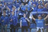 Ruch Chorzów - Miedź II Legnica ZDJĘCIA KIBICÓW Święto na stadionie przy Cichej. Niebiescy wracają do II ligi