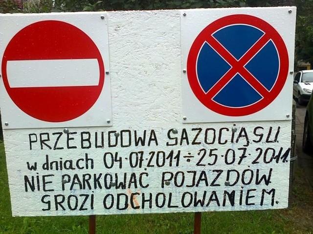 ulicy Wołodyjowskiego potrwa