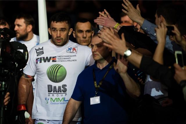 Po wygranej z Olejnikiem Omielańczuk ma otwarte drzwi do walk z czołowymi zawodnikami UFC
