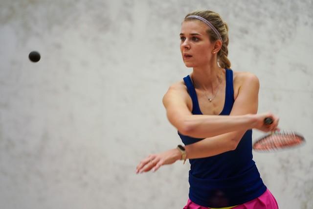 Turniej squasha kategorii A rozgrywany był w Gdańsku przez trzy dni