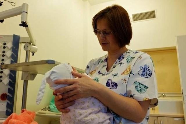 Noworodkiem zaopiekował się szpital. Nadał mu nawet imię.