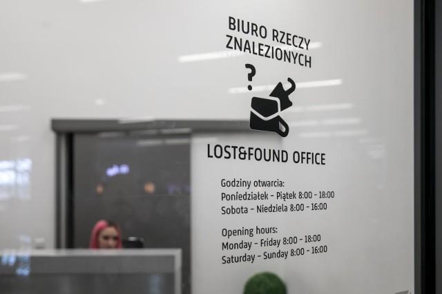Jeśli myślisz, że w Biurze Rzeczy Znalezionych są pustki, to się mylisz