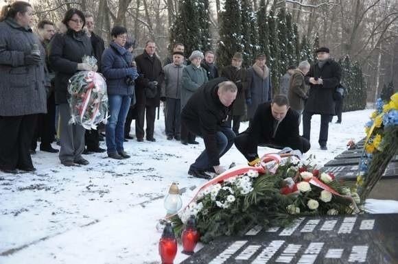 Cmentarz ofiar powojennego obozu w Łambinowicach
