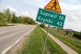 Droga do Supraśla ma być zamknięta. Radosław Dobrowolski protestuje, a firmy proponują objazd przez Sokółkę [WIDEO]