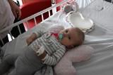 Duszące się dzieci z Rybnika na pediatrię trafiają z RSV wirusem przez smog ZDJĘCIA
