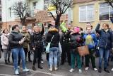 """""""Śmierć za śmierć""""! Skandowano w Grudziądzu podczas marszu """"Dla Tomeczka"""" [zdjęcia, wideo]"""