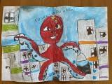 Sosnowiec. Dzieci zaprojektowały maskotkę dla Sosnowieckich Wodociągów. Zobaczcie ich kreatywne prace. Konkurs trwa jeszcze kilka dni