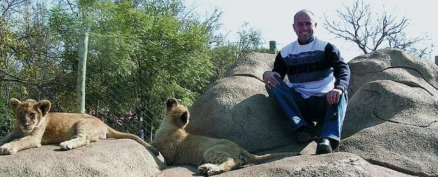 Jednym z najbardziej niezapomnianych przeżyć była wizyta w zagrodzie z lwami – mówi Michał Probierz