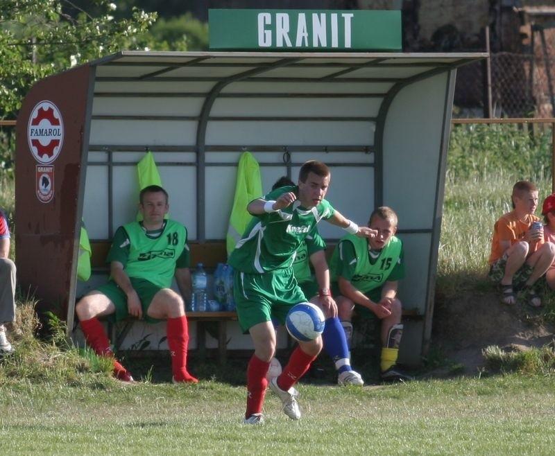 Piłkarze Granitu rozpoczną treningi 20 stycznia.