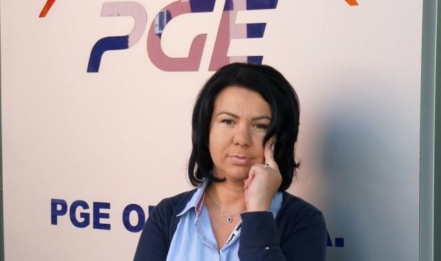 Alicja Rutkowska, wiceprezes Zarządu PGE Obrót S.A.