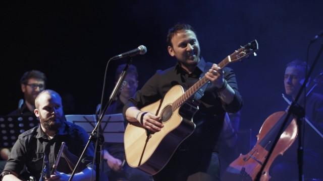 Jordańskiego piosenkarza, gitarzystę i tekściarza Humama Ammariego będzie można posłuchać podczas jego niedzielnego występu w Meskalinie.