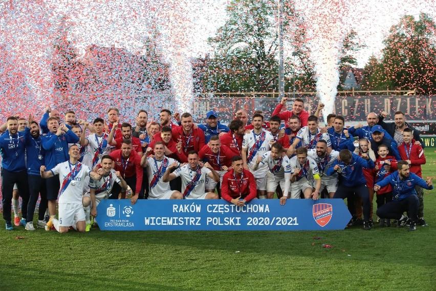 W niedzielę zakończył się sezon 2020/21 PKO BP Ekstraklasy....