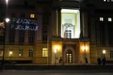 Całonocny protest przed KPRM