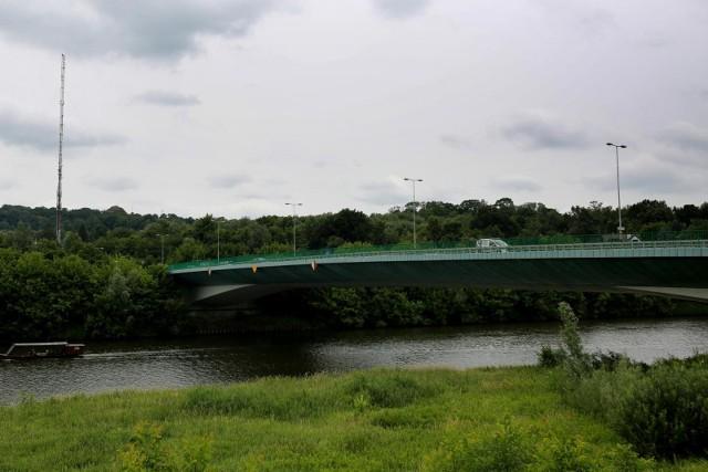 Most Zwierzyniecki - tu ma się rozpoczynać kolejny etap nowej trasy rowerowej