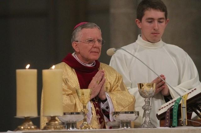 Abp Marek Jędraszewski świętował w niedzielę 40. rocznicę przyjęcia święceń kapłańskich.