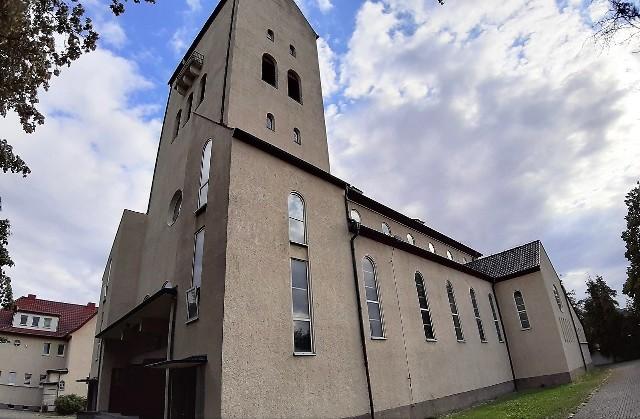 Kościół św. Michała Archanioła w Opolu-Półwsi.