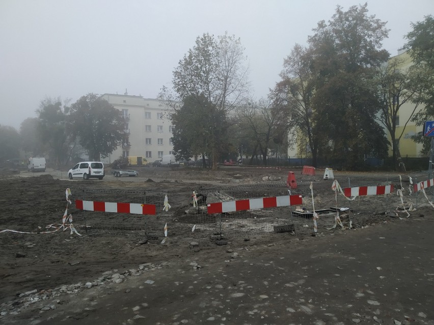 W Toruniu trwa przebudowa ulicy Długiej