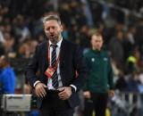 Jerzy Brzęczek po meczu ze Słowenią: Cieszę się z charakteru, jaki ta drużyna coraz częściej pokazuje. Murawa?  To cud, że nic się nie stało