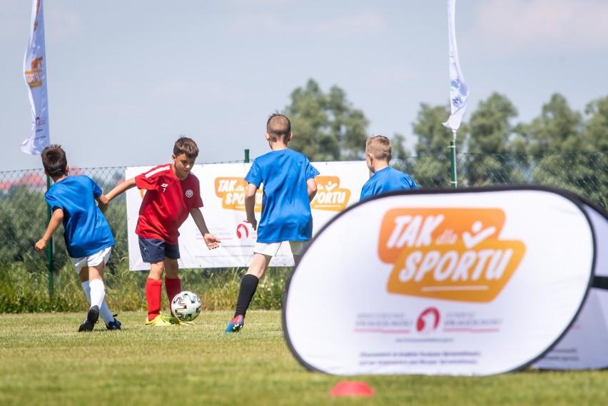"""Za nami pierwsze turnieje piłkarskie w ramach kampanii """"TAK dla sportu, NIE dla agresji i przestępczości"""""""