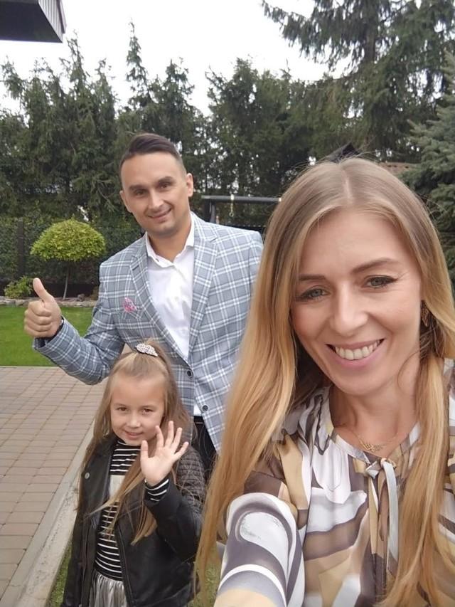Katarzyna i Krzysztof Fabiańscy