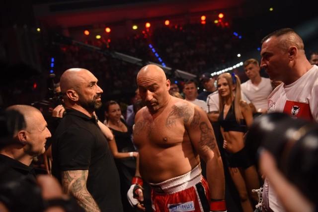 Fame MMA 8. Najman - Don Kasjo. Dyskwalifikacja Najmana. Skróty walk, całe walki. Zusje, Filipek, Szewcu. Youtube, Twitter [21.11.2020]