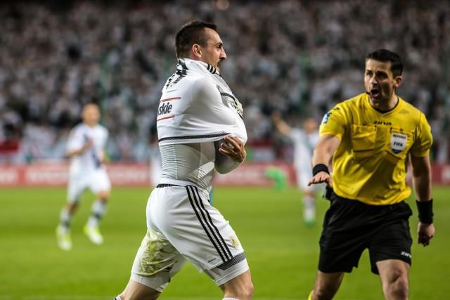 Legia pokonała Lecha 2:0