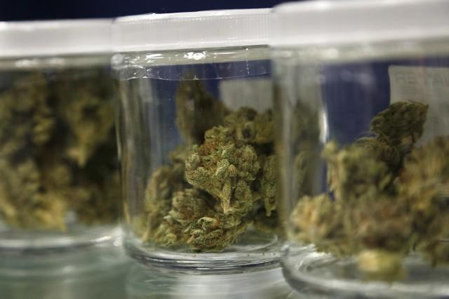Marihuana w sklepie w New Jersey