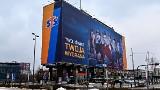 W Katowicach pojawiły się olbrzymie reklamy. To firma STS promuje swoje zakłady z okazji e-sportowych zawodów IEM Katowice 2021