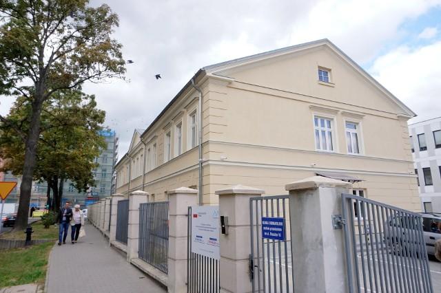 Punkt szczepień w ramach działalności szpitala tymczasowego będzie zorganizowany w Pałacu Lubomirskich przy ul. Radziwiłłowskiej 13 w Lublinie