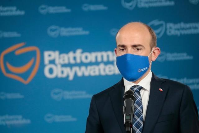 Plan na współpracę opozycji? Borys Budka: Da się utworzyć rząd techniczny, ale tylko na określonych zasadach