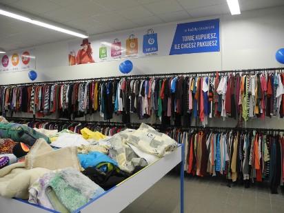 169ce360791ff Cameleon - potężny sklep z markową odzieżą używaną otwiera się w ...