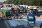14. Master Truck Show ruszył na lotnisku w Polskiej Nowej Wsi pod Opolem